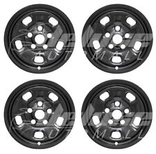 "17"" Black Wheel Skins Hubcaps FOR  2013 2014 2015 2016 2017 2018 Dodge Ram 1500"