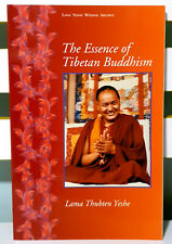 The Essence of Tibetan Buddhism! Book by Lama Thubten Yeshe!