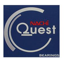 Nachi 6205 C3 25x52x15 25mm/52mm/15mm Japan Open Radial Ball Bearings