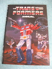 THE TRANSFORMERS ANNUAL  1987