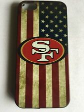 San Francisco 49ers Apple iPhone 5/5S Hard Plastic Case for your protection