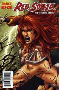 RED SONJA (2005) #42 Cover A  Back Issue