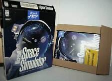 MICROSOFT SPACE SIMULATOR GIOCO USATO PC CDROM ED AMERICANA BIG BOX GD1 50009