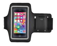 SXP Sport Neopren Armband+Tasche Klettverschluss Schwarz für Apple iPod touch 5G