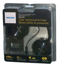 Philips SHL3065BK/00 Bügel-Kopfhörer Schwarz mit Headset-Funktion