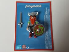 Playmobil Collection Figurine Vikings, Guerrier Viking, Médiéval Collection