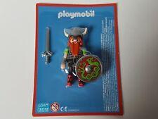 Playmobil Coleccion Figura Vikingos, Guerrero Vikingo, Medieval Coleccion, NUEVO