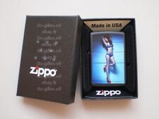 ZIPPO ★ RED SHOES GIRL