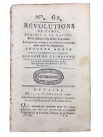 Gardes Suisses 1790 Chateauvieux Nancy Guillotin Blaye Orléans Brest Révolution