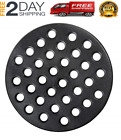 """NEW 9"""" Round Cast Iron Fire Grate Replacement Parts Big Green Egg BBQ Charcoal P"""