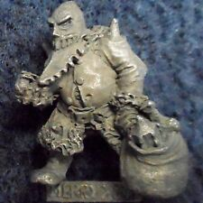 1987 Limited Edition Chaos Santa Claus Games Workshop Chaos Father Christmas GW