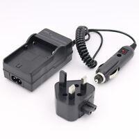 NP-FH50 Battery Charger for SONY CyberShot DSC-HX100V DCR-DVD92E HC18E HC20E