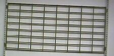 Store Display Fixtures 3 Pieces Slatgrid Gridwire 48 Long