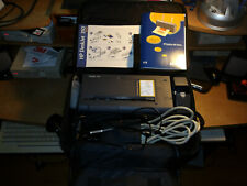 HP Deskjet 350c Printer w/ Leather HP Bag, IR, Accessories, Everything but Ink!