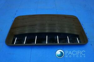 Sunroof Roof Cassette Privacy Glass & Seal 54107266209 BMW Hybrid 3 F30 2012-15