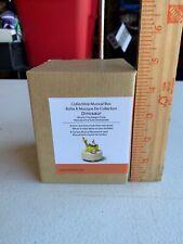 Papyrus Dinosaur Birthday Cake Wooden Music Box New plays