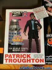 Doctor Who Patrick Troughton 1/8 Vinyl Model Kit 30th A Sculpted by David Pomer