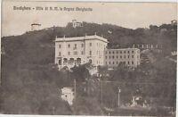 ITALIA 1928 BORDIGHERA VILLA DI S.M. LA REGINA MARGHERITA