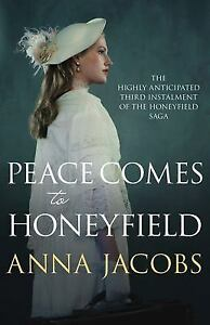 Peace Comes to Honeyfield Paperback Anna Jacobs