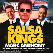 DJ Willie 3 Kings of Salsa (Mix CD) Latin Musica Rare Mixtape CD