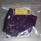 Longaberger Halloween Party SMALL CALDRON Basket Liner ~ Brand New in Bag!