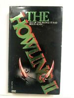1978 THE HOWLING II GARY BRANDNER WEREWOLF SERIES  PBO VINTAGE