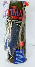 """The Ultimate Shinguard Royal Blue size Large (one pair, fits height over 60"""")"""