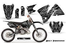 KTM 2001-2002 EXC 200/250/300/350/400/520 and MXC 200/300 GRAPHICS KIT BTSNP