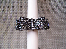 Mimco LACE BOW RING , NEW with tags, RRP $129