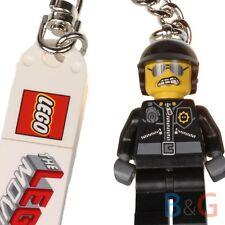 THE LEGO MOVIE Bad Cop Keychain Keyring - 850896