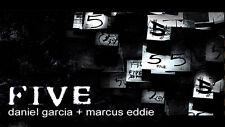 Five Dvd By Daniel Garcia & Marcus Eddie Theory11 5 Visual Effects Magic Tricks