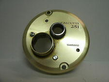 USED SHIMANO REEL PART - Calcutta 251 Baitcasting - Left Side Plate
