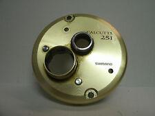 USED SHIMANO REEL PART - Calcutta 251 Baitcasting - Left Side Plate