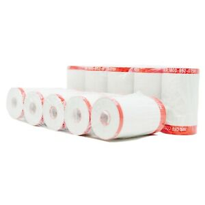 2 1/4 x 50' thermal paper 10 rolls  Verifone Vx520