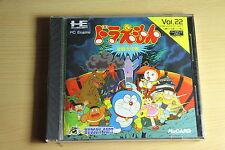 Doraemon Meikyuu no daisakusen NEC PC Engine Hucard import JAP neuf new neu