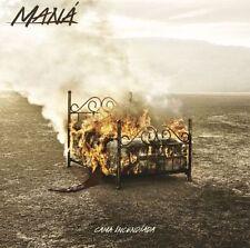 MANA - CAMA INCENDIADA (CD) Sealed