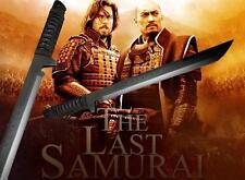 "Tom Cruise The Last Samurai 18"" Full Tang Tanto Machete Sword Katana & Sheath"