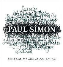 The Complete Album Collection by Paul Simon (CD, Oct-2013, 15 Discs, Legacy)