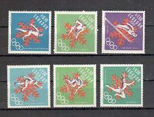 Ecuador Michelnummer 1274 - 1279 postfrisch ( Übersee : 702 )
