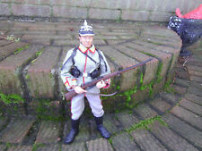 1/6 WWI Imperial German Infantry NCO Soldier Kitbash Russian Soviet