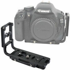 iShoot Quick Release Plate/Camera Holder Grip f Canon EOS 700D/650D/600D