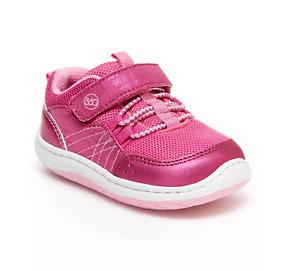 New Stride Rite 360 Keegan Toddler Girls' Sneakers Pink Toddler