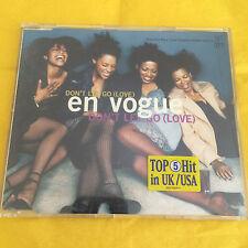 Don't Let Go(Love), En Vogue, Audio Single CD