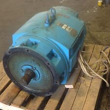 RELIANCE ELECTRIC FR. 447TY 3PH 460V 3570RPM 350HP MOTOR P44G5076A02 102585