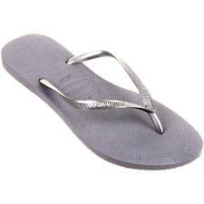 Sandalias y chanclas de mujer Havaianas color principal gris