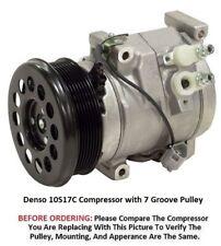 Toyota Tundra  4Runner  FJ Cruiser   4.0L    OEM   Denso 10S17C  AC Compressor