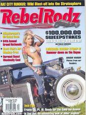 Rebel Rodz Magazine Issue No. 35 (October 2013)