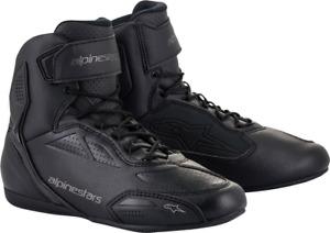 Alpinestars Faster 3 Riding Shoes US 9 Black/Gray 2510219-1059