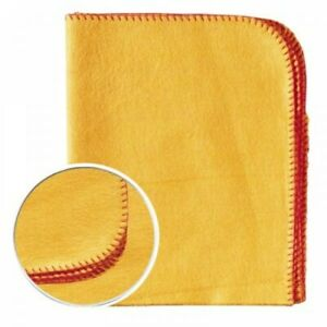 New 100% Cotton Yellow Dusters Cleaning Cloths Duster Cleaners Hygiene