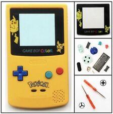 Gameboy Color Pokemon Coque de Remplacement Pièce Rechange Case Cover
